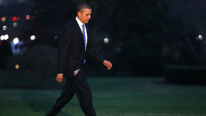 Obama doesn't think about Palin