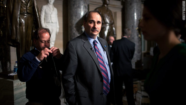Axelrod: 'I'm not negative, I'm just realistic'
