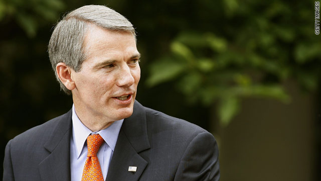 First on CNN: Portman to play Obama in Romney debate prep