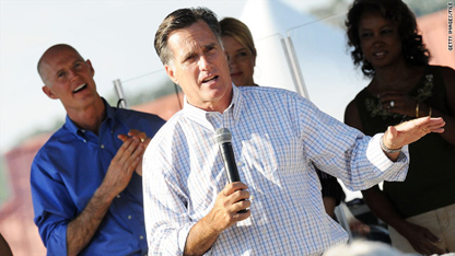 Romney to join Leno on late night TV