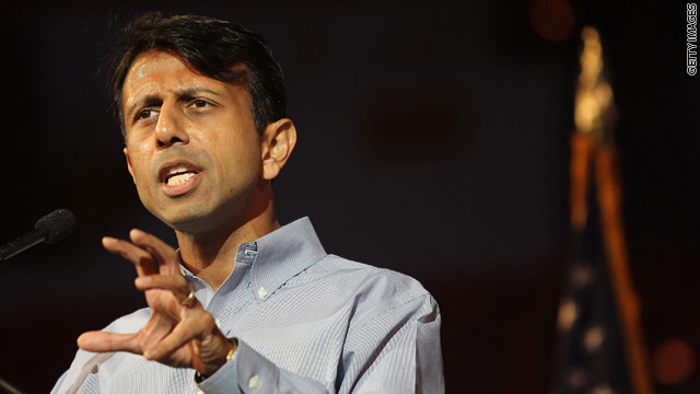 Jindal easily wins 2nd term as Louisiana governor