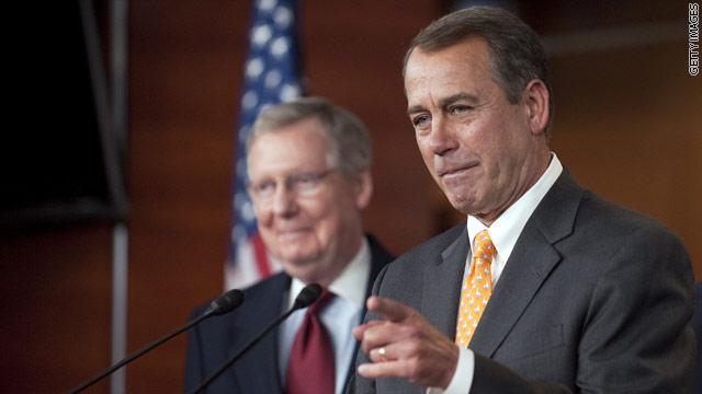 Boehner rips House Democrats tax vote as 'chicken crap'