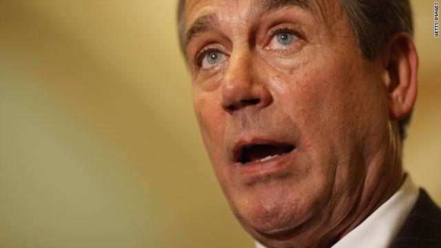 Boehner: I'm no tanner