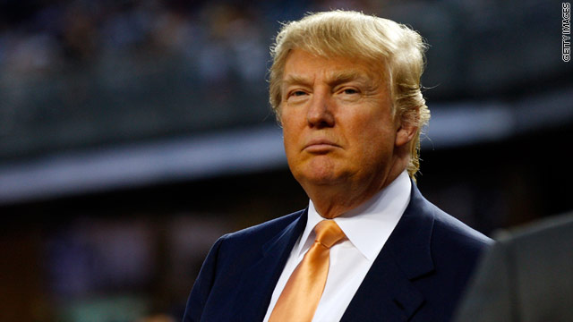 Trump 'really thinking' about prez bid