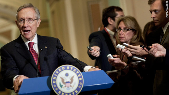 Political Circus: Reid gives GOPer the gift of hair