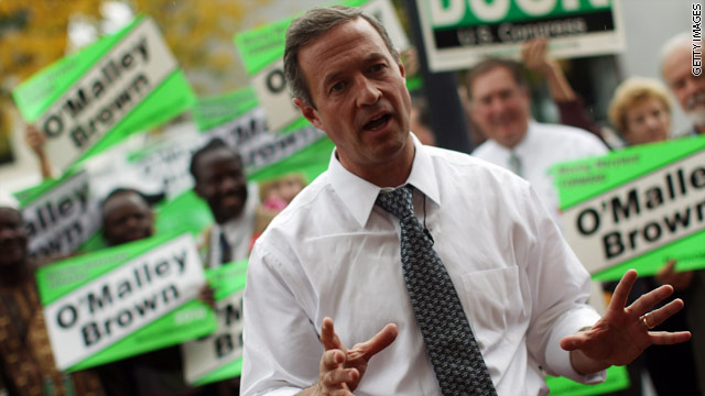 Gov. O'Malley preparing for next election cycle