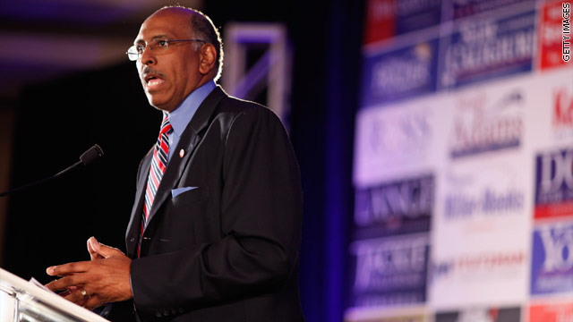 RNC candidates: Steele a risk in 2012