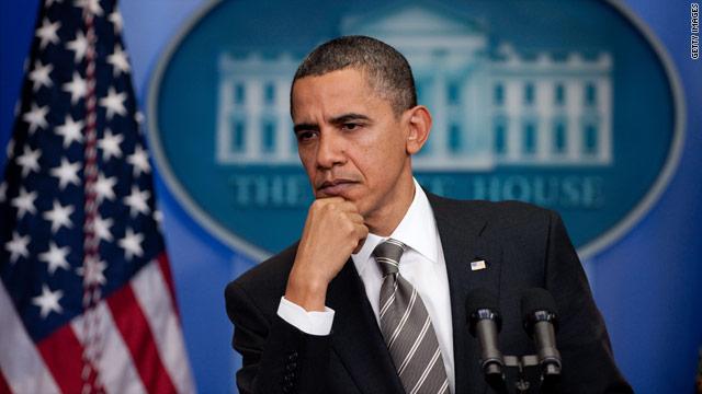 Frustrated Obama challenges Democratic detractors