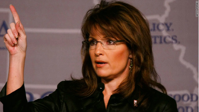 Palin's website hit by cyber-attack