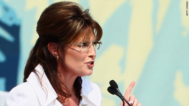 Palin warns of new 'death panels'