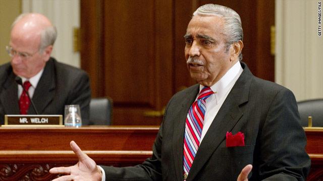 House to vote on Rangel censure