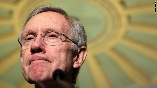 'Without question': Reid says more revenue needed to fix budget problems