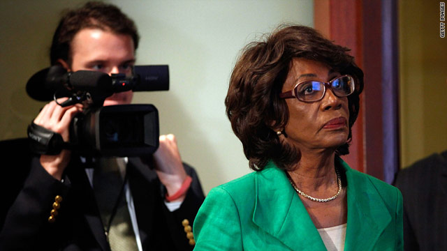 Waters to ask House to investigate ethics committee