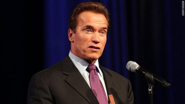 Schwarzenegger to address United Nations