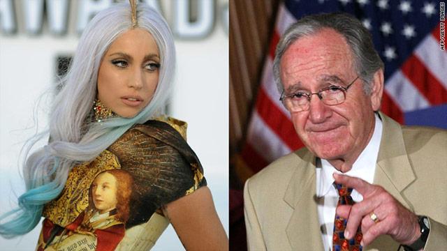 Political Circus: Harkin's gaga for Lady Gaga