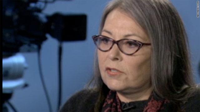 Political Circus: Roseanne blasts Palin