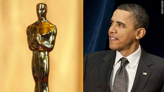 Political Circus: Obama makes surprise Oscar appearance
