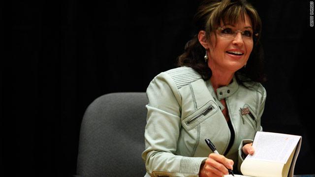 Political Circus: 'Sarah Palin' gets trademarked
