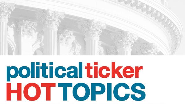 POLITICAL HOT TOPICS: Thursday, August 18, 2011