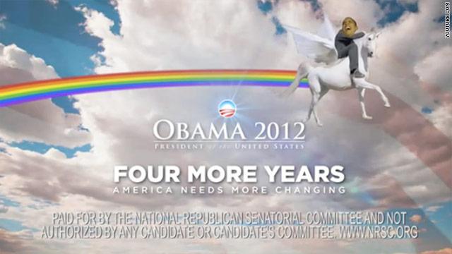 Political Circus: GOP 'endorses' Obama 2012 bid