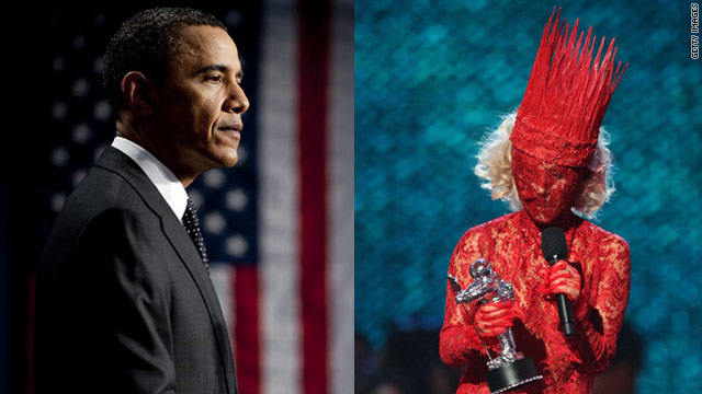 Political Circus: Young voters in a 'Bad Romance' with Obama?