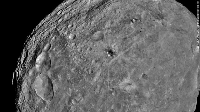 Earth, meet Vesta