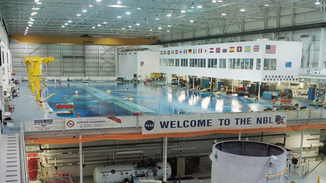 NASA and petroleum industry to share Neutral Buoyancy Laboratory