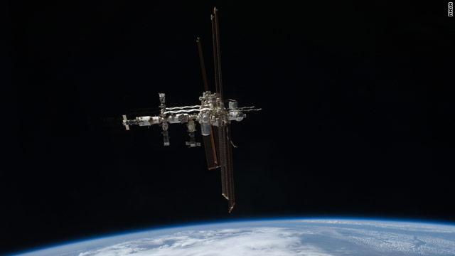Space junk diplomacy