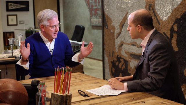 Exclusive interview: Glenn Beck like you've never heard him before