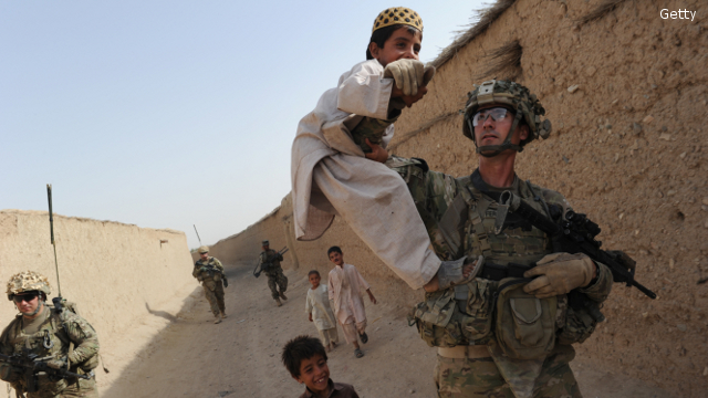 Afghanistan: Exit but mission not accomplished