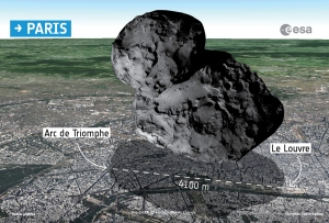 ESA Attempts To Land Probe On Comet