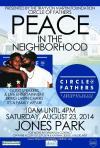 Peace in the neighborhood