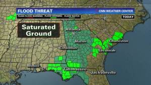 flood threat