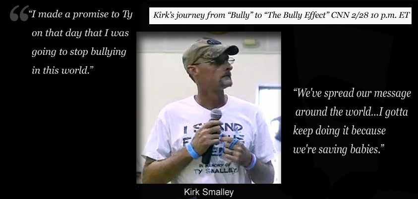 The Bully Effect - Kirk