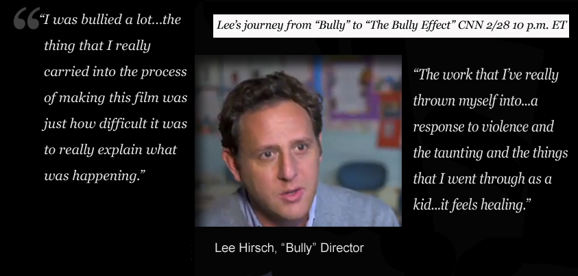 The Bully Effect - Lee