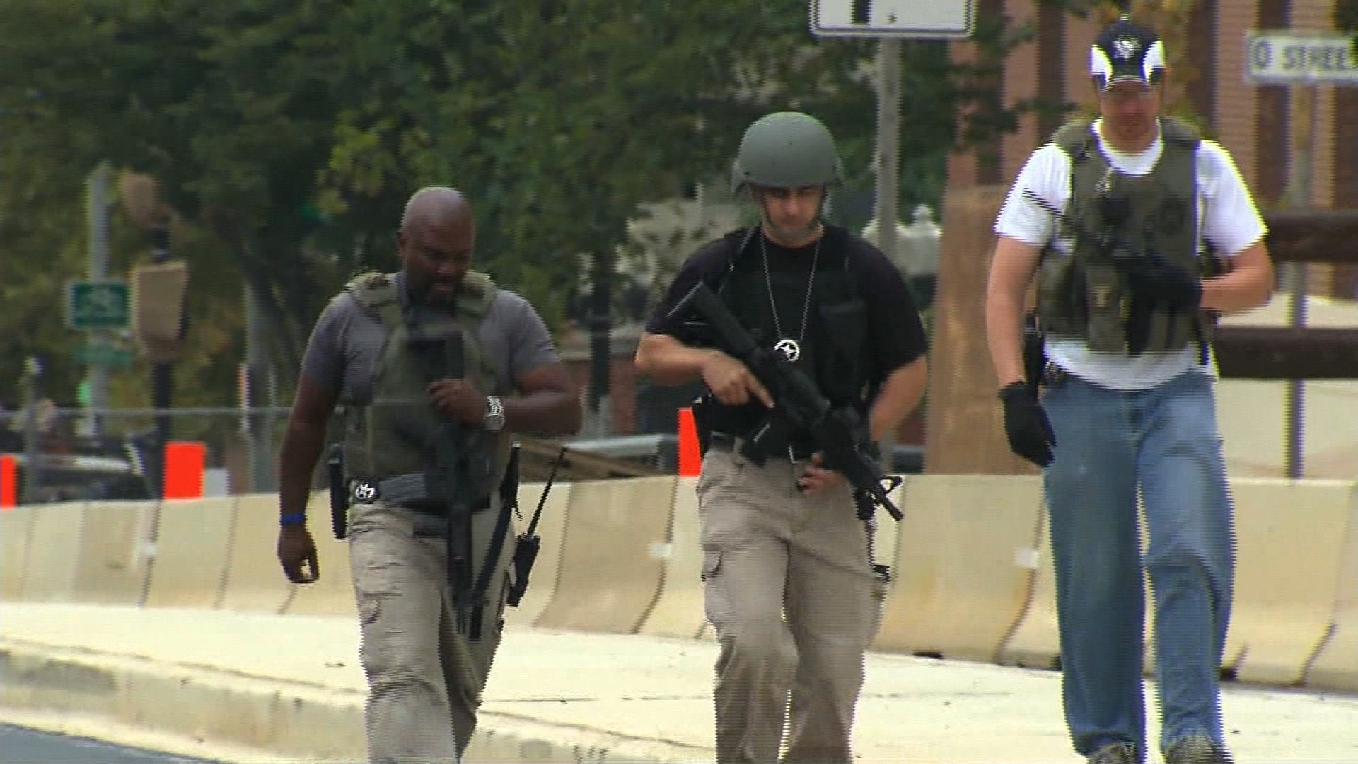 AC360 411:  Washington Navy Yard Shooting Spree