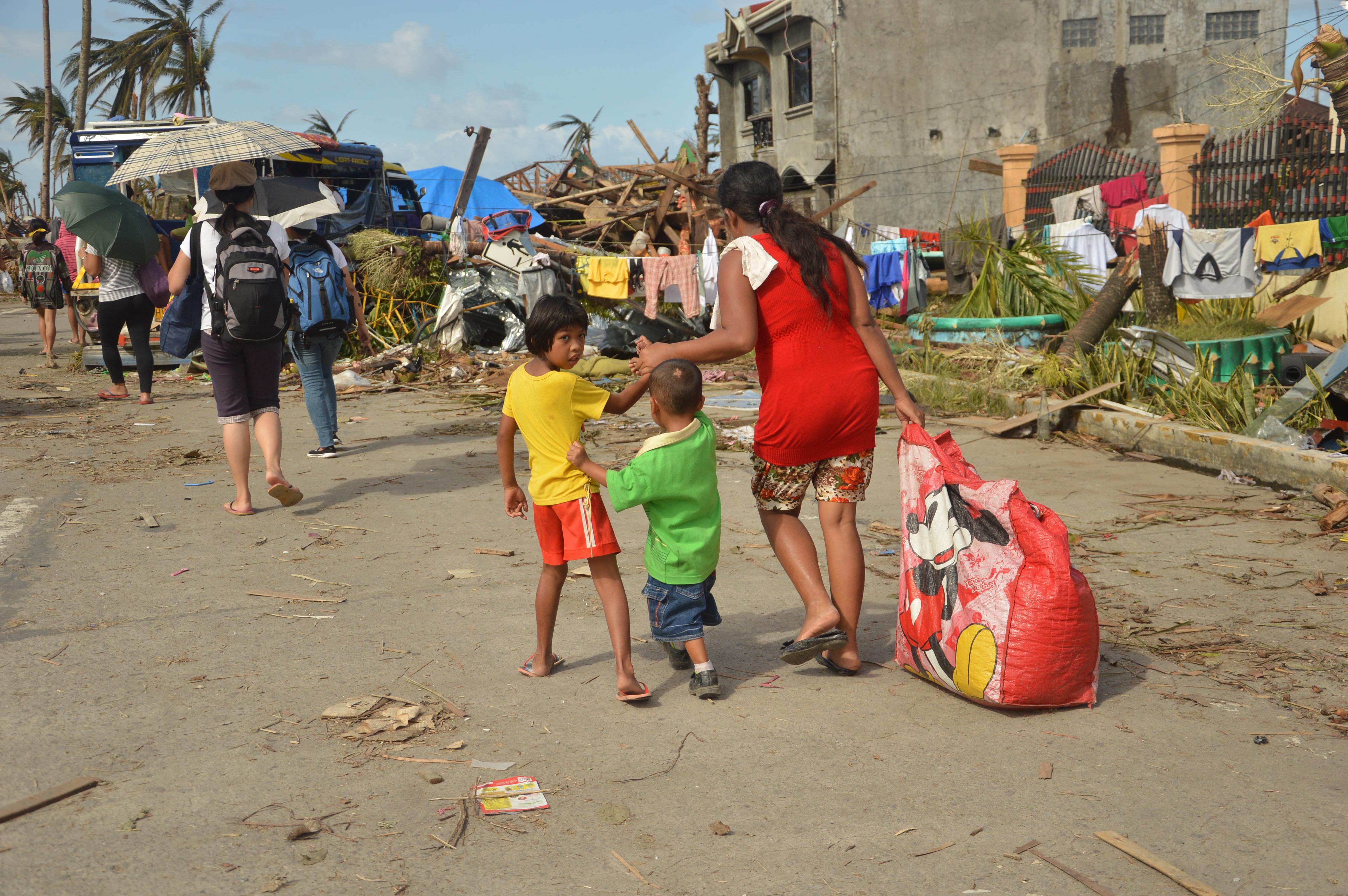 AC360 411:  Typhoon death toll rises