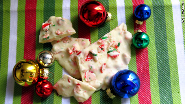 Holiday how-tos: recipes for gingerbread, peppermint bark, cocktails and more
