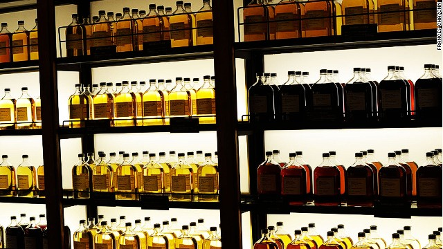 The rival empires of Japanese whisky