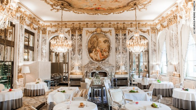 What to expect at Europe's priciest restaurants