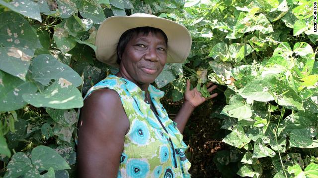 Urban farmer: 'If I do not farm, I'll get sick.'