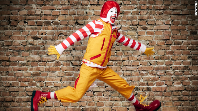 Investors not flipping for McDonald's performance