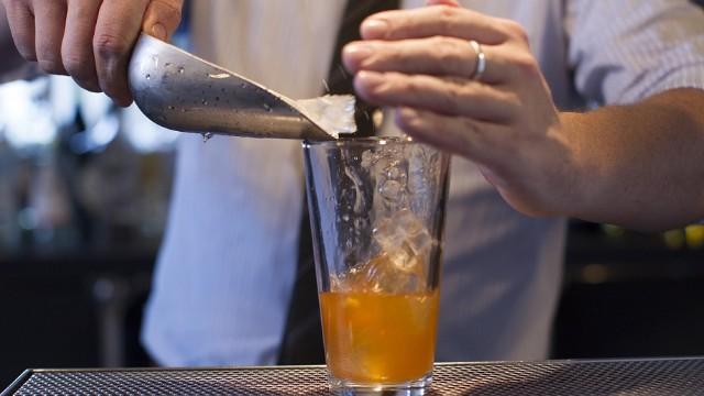 How to get treated like a bartender