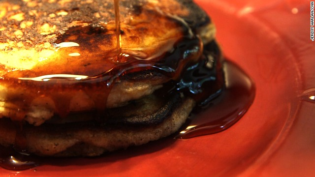 Sweet success for syrup-making retirees
